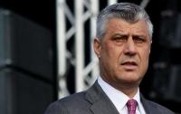 Лидер Косово потребовал от Сербии признать независимость республики