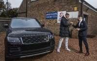 Создан специальный Range Rover по индивидуальному проекту Энтони Джошуа