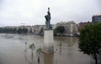 Сена вышла из берегов в Париже