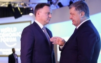 Порошенко в Нью-Йорке провел встречу с президентом Польши