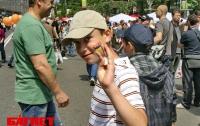 Как в Киеве отметили День Европы (ФОТО)
