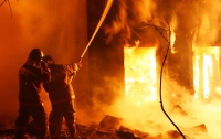 Страшный пожар в Житомире: женщина выбросилась из окна, несколько человек сгорело заживо