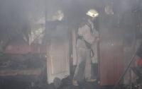 В Киевской области сгорел дом, в пожаре погиб трехлетний мальчик