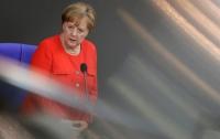 Меркель призвала Европу проявить настойчивость в