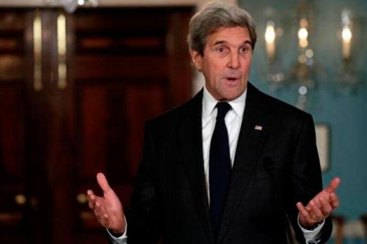 Керри: США помешали Кремлю оккупировать Киев