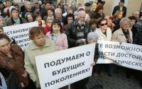 Накануне Песаха киевские евреи просят помощи у Президента