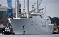 Крупнейшую в мире парусную яхту, принадлежащую миллиардеру, арестовали в Гибралтаре