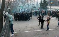 В Мариуполе в драке с футбольными фанатами пострадали девять полицейских