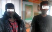 Двум сомалийцам не удалось попасть в Европу, благодаря украинским пограничникам (фото)