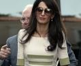 Супруга Джоржда Клуни не хочет носить обручальное кольцо почти за 700 тыс. долл. (ФОТО)