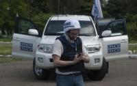 Боевики обстреляли дрон ОБСЕ