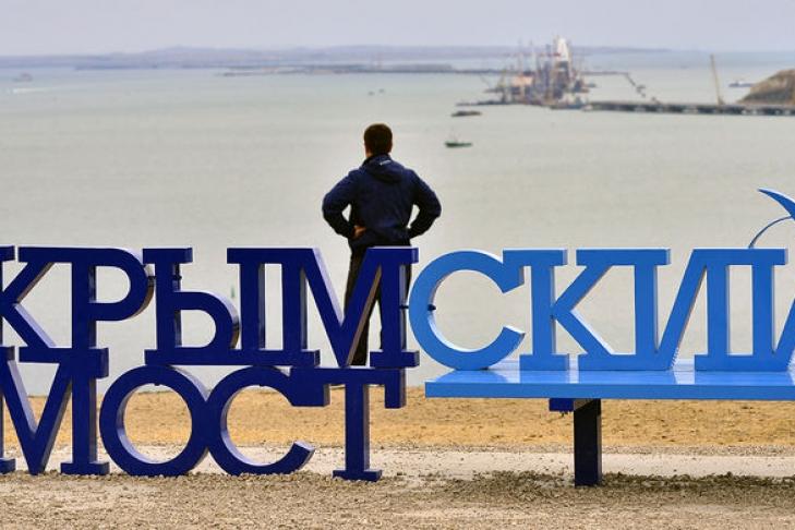 Аксенов: идея Украины расследовать возведение Крымского моста бесперспективна