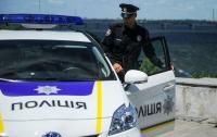 В Киеве воры, убегая от полиции, разбили семь автомобилей