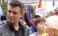 Народный депутат просил полицию защитить его от женщин