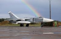 Российский Су-24 разбился в Сирии из-за