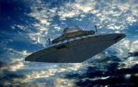Британские пилоты заметили в небе НЛО