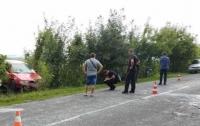 Смертельное ДТП на Волыни: автомобиль сбил женщину с двумя детьми