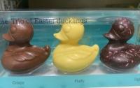 Британский магазин обвинили в расизме из-за шоколадных утят
