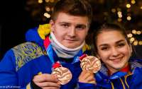 Украинские фигуристы в числе лучших фигуристов континента