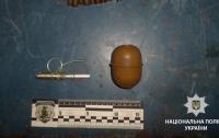Жители Харькова нашли боевую гранату рядом с жилыми домами