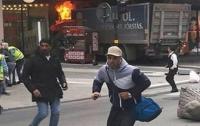 Теракт в Германии: грузовик въехал в группу людей, десятки раненых и погибших