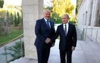 Путин оценил услуги Лукашенко в полтора миллиарда