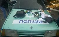 В зоне АТО сотрудники СБУ задержала на взятке группу полицейских