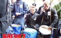 Профсоюзы барабанят под Комитетами Верховной Рады