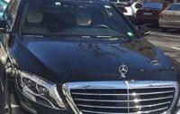 Мужчина приобрёл краденный Mercedes с иностранными номерами