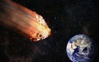 К Земле несется немалый астероид
