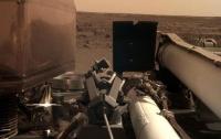 Аппарат NASA InSight сделал первое селфи на Марсе