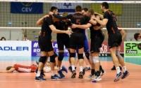 Сборная Украины по волейболу стала первой в истории победительницей Евролиги