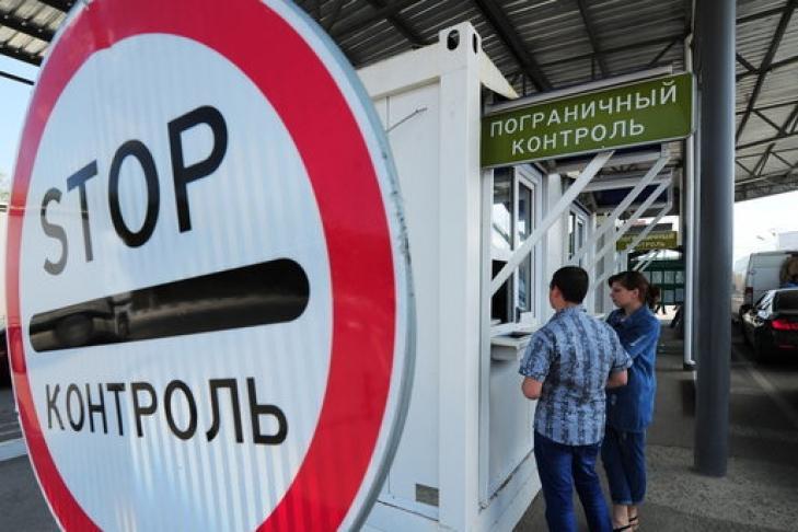 Украина введет биометрический контроль награнице сРоссией с27декабря