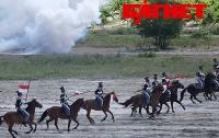 В Крыму около 200 человек воссоздали Балаклавскую битву (ФОТО)