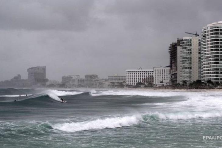 Штат Флорида в ожидании тропического шторма «Майкл»