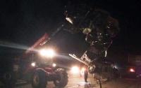 Авария на Черкасщине: трое человек погибли, четверо травмированы