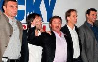 Братья Кличко и Сталлоне выбрали главного актера для мюзикла «Рокки» (ФОТО)