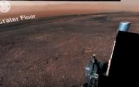 Марсоход сделал панораму в формате 360 градусов