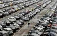 Европейцы стали меньше покупать автомобилей