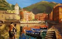 Нардеп похвасталась фотографиями картин из Италии