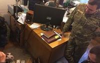 На крупной взятке в Одессе задержали чиновника Минобороны