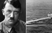 Найдена подлодка, на которой якобы сбежал Гитлер