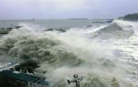 Из-за тайфуна в Южной Корее гибнут люди