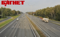 До конца 2013 г. в дороги на Киевщине «закатают» еще 24 миллиона