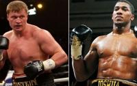 WBA обязала начать переговоры о бое между Джошуа и Поветкиным