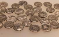 Пограничники пресекли попытку ввоза старинных монет в Украину