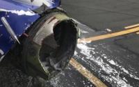 Двигатель самолета взорвался во время рейса, есть жертвы