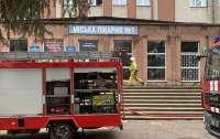 Выяснили причину взрыва в черновицкой больнице