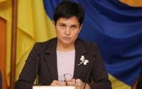 Голова ЦВК взяла участь у презентації результатів моніторингу зовнішнього втручання у вибори президента України