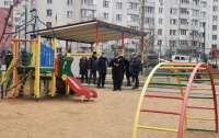 В детском саду от взрыва пострадали дети